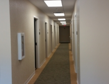 Aiken Opht exam room additions