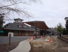 Aiken Railroad Depot