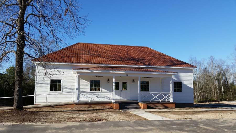 Sweetwater Community Center Je Stewart Builders