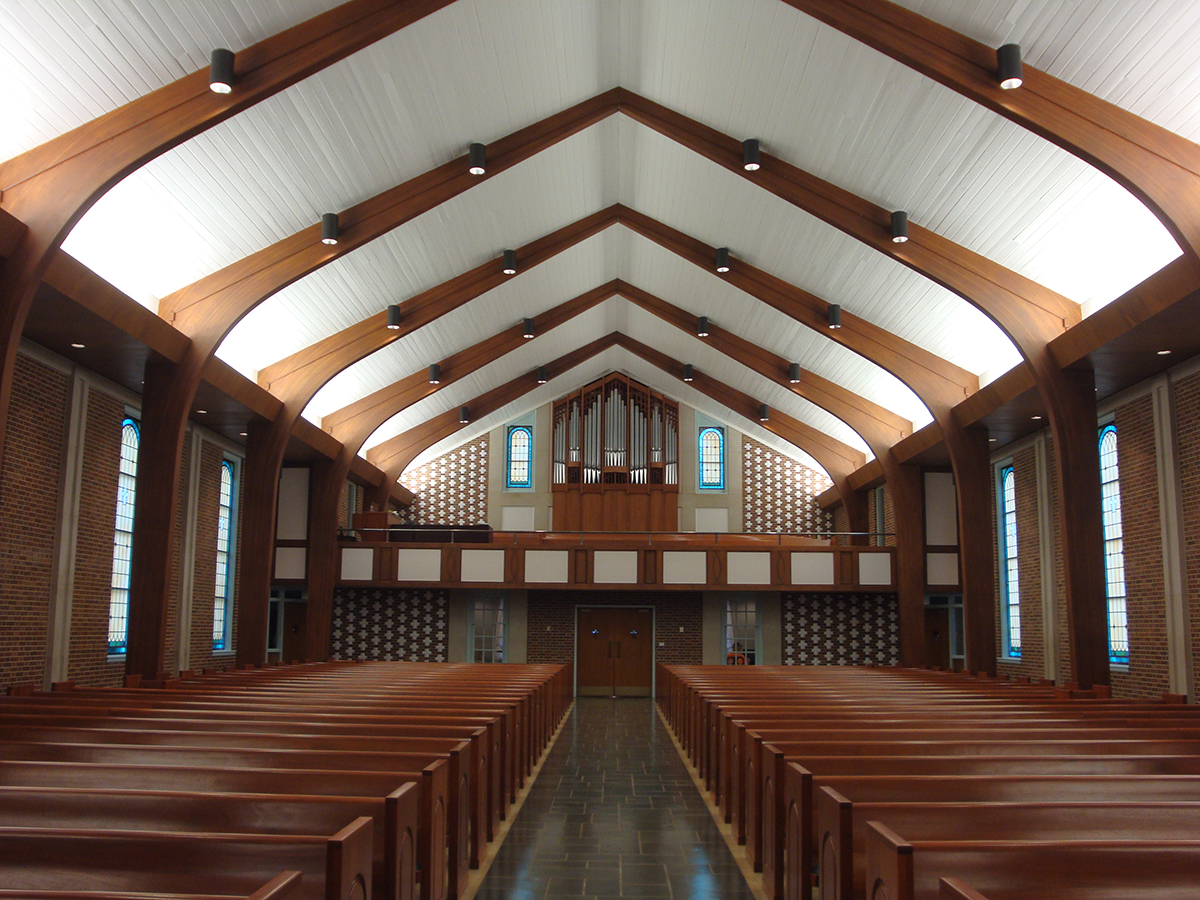 St John S United Methodist Church Sanctuary Renovations Je Stewart Builders