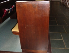 Pew End Before