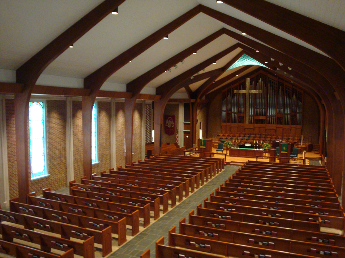 St John S United Methodist Church Sanctuary Renovations