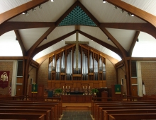 Pulpit %26 Choir Loft